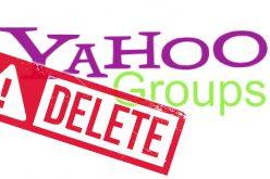 Yahoo!-ն փակում է  իր վեբ- ֆորումների հարթակը