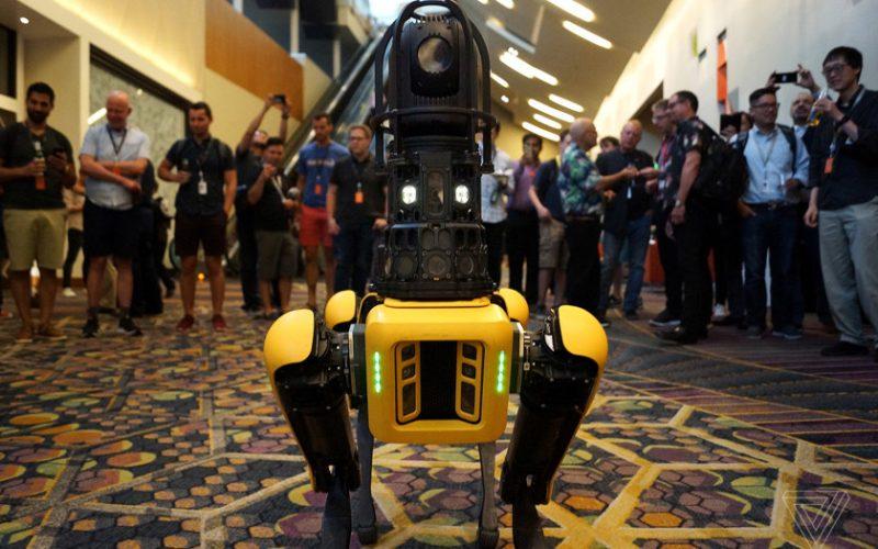 Boston Dynamics ռոբոտները նվաճել են ինտերնետը. տեսանյութ