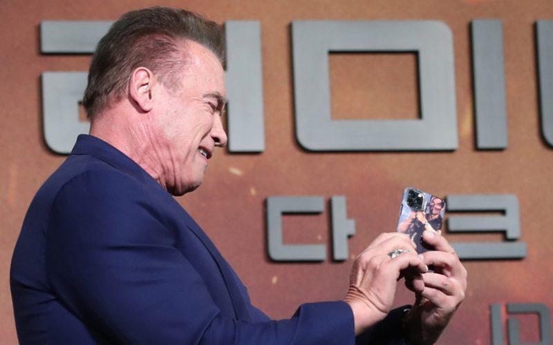 Շվարցենեգերը զվարճացրել է  երկրպագուներին իր iPhone 11Pro-ով