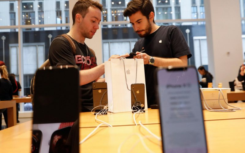 Apple-ը հաշվետվություն է ներկայացրել եկամուտների մասին.վաճառքը նվազում է, հասույթը ռեկորդային է