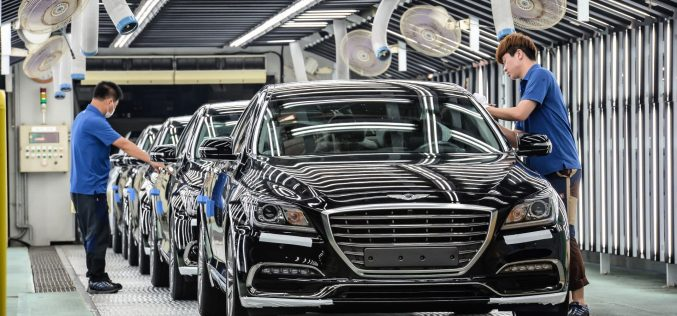Հարավային Կորեայի իշխանությունները շուրջ 2 մլրդ դոլար կներդնեն ապագայի ավտոմոբիլների արտադրության մեջ