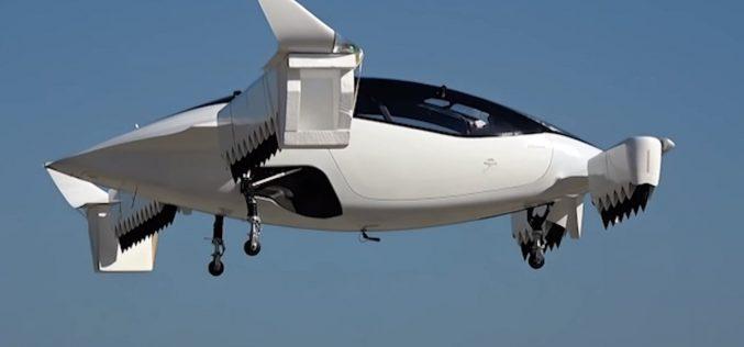 Կայացել է օդային տաքսի Lilium-ի առաջին թռիչքը.տեսանյութ