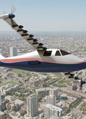 ՆԱՍԱ-ն ներկայացրել է իր առաջին էլեկտրական ինքնաթիռը