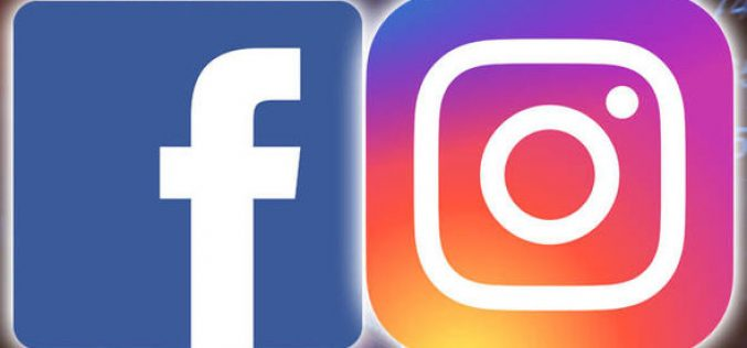Facebook և Instagram սոցիալական կայքերի աշխատանքում խափանում է տեղի ունեցել