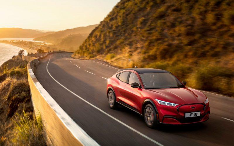 Ford-ը Լոս Անջելեսում ներկայացրել է Mustang շարքի նոր մոդելը՝ Mustang Mach-E