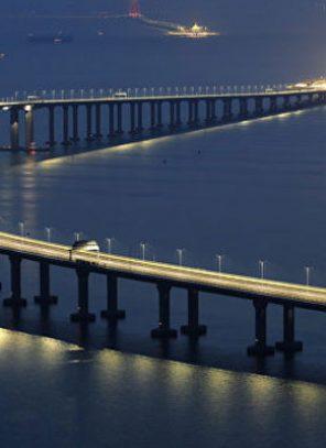 Աշխարհի ամենաերկար ծովային կամուրջը Չինաստանում է