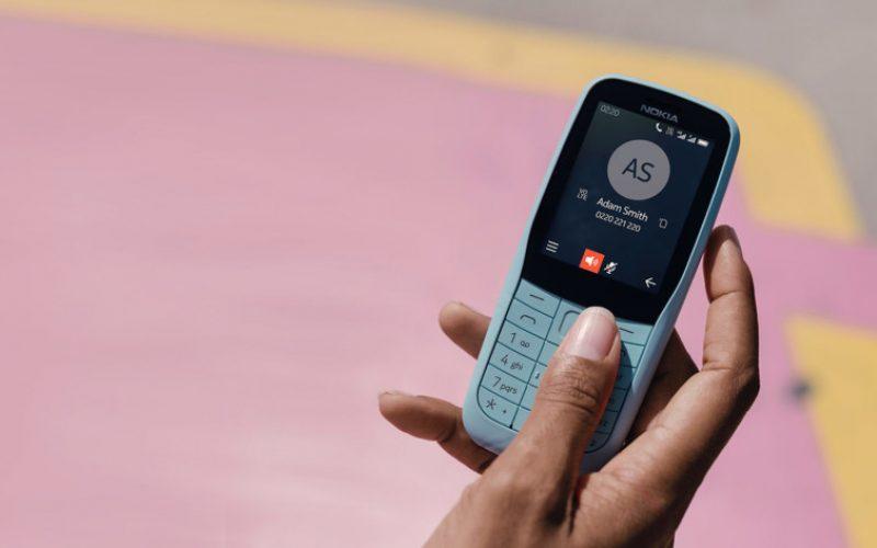Nokia-ի՝ ստեղներով նոր հեռախոսը  համացանցային հասանելիություն ունի