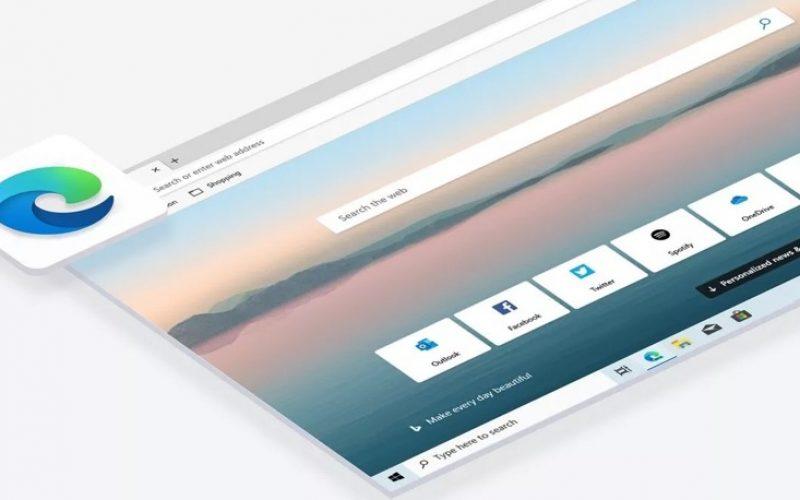 Microsoft Edge նոր բրոուզերը կհայտնվի 2020թվականի հունվարին