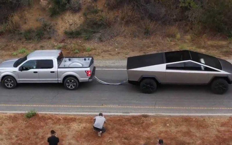 Cybertruck-ը հեշտությամբ <<հաղթել է>> լեգենդար Ford F-150-ին