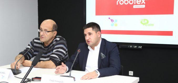 41 թիմ կպայքարի Robotex Armenia-ի գլխավոր մրցանակի համար
