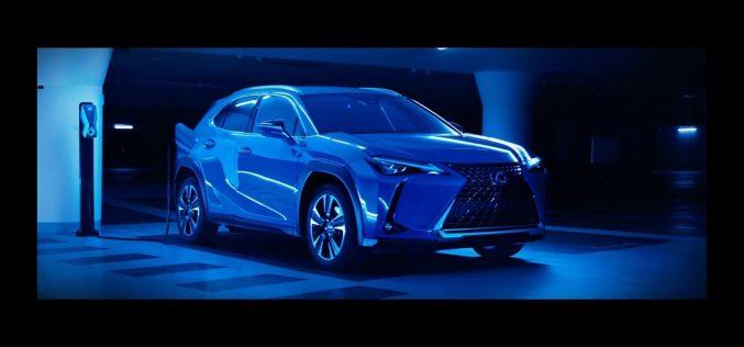 Lexus-ը ներկայացրել է իր առաջին էլեկտրամեքենան