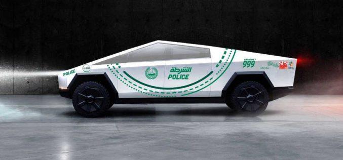 Դուբայի ոստիկանությունը փողոցների պարեկումը կիրականացնի Tesla-ի Էլեկտրոմոբիլներով