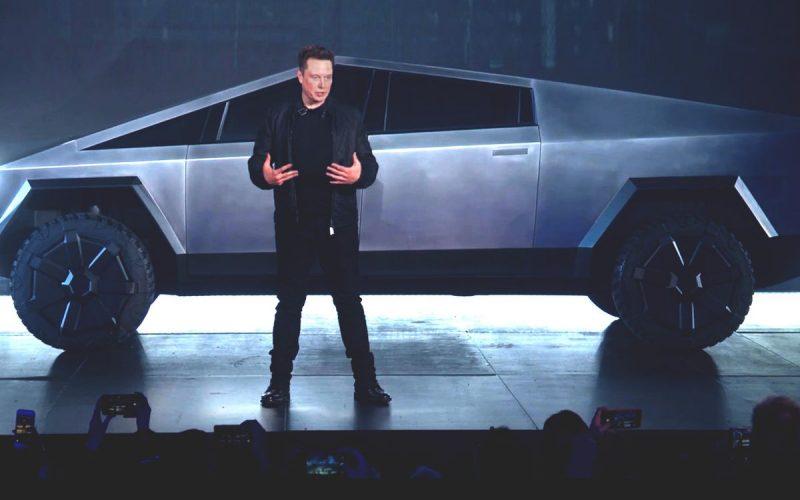 Tesla-ն ստացել է 146 000 նախապատվեր իր Cybertruck պիկապի համար