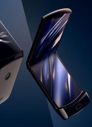 Motorola Razr. հայտնի ծալվող հեռախոսների հետնորդը