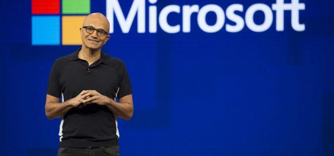 Տարվա մարդ է ճանաչվել  Microsoft-ի գլխավոր տնօրենը. Financial Times