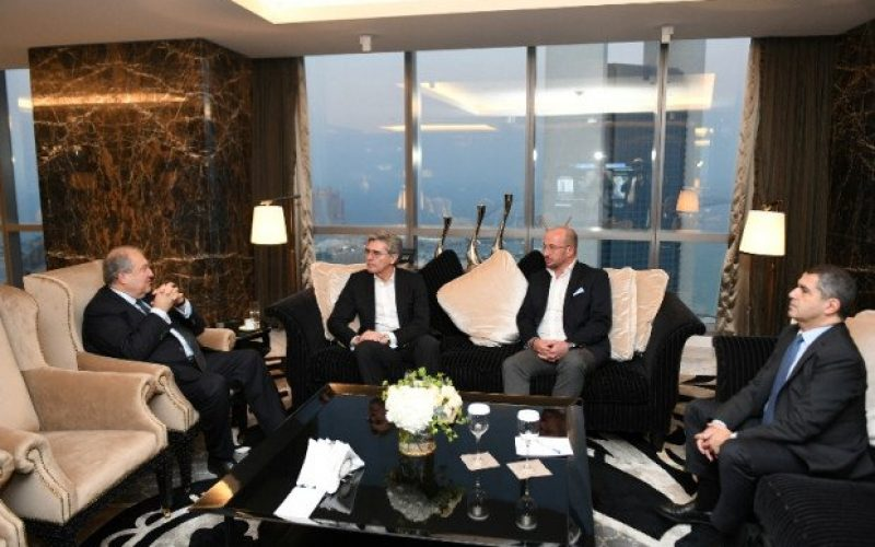 Հայաստանը՝ Siemens-ի հետ համագործակցության հեռանկարում