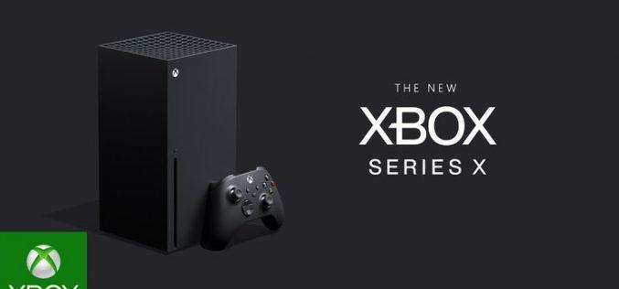 Microsoft-ը ցուցադրել Է իր նոր՝ Xbox Series X կոնսոլը