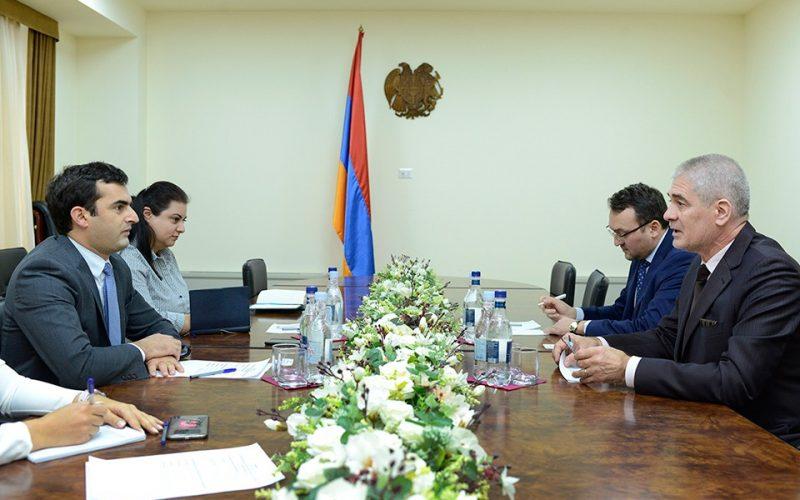Հայաստանն ու Ռումինիան քննարկել են տեխնոլոգիական համագործակցության ուղիները