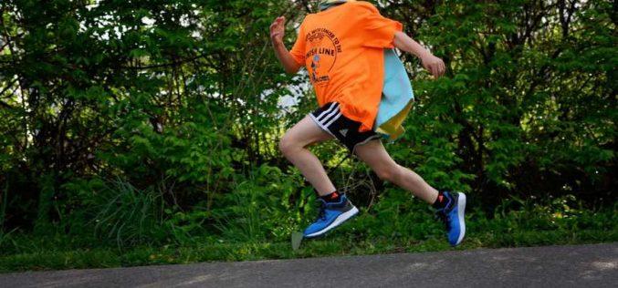 Հանուն բարեգործության. 9-ամյա տղան  վազքով անցել է գրեթե 200 կմ