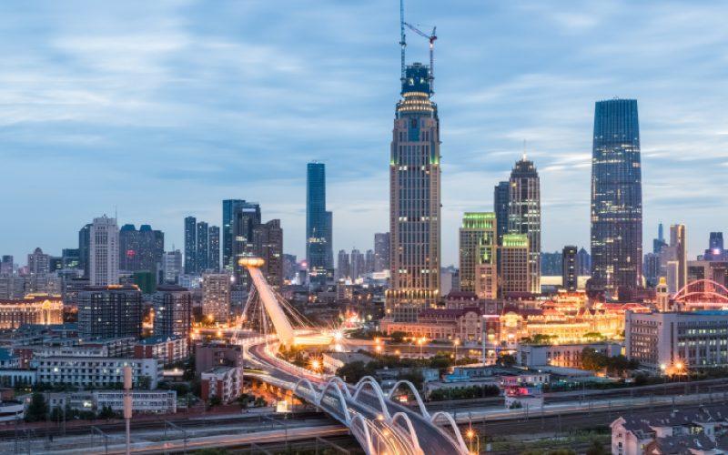 Չինաստանում կկառուցվի նոր սերնդի խելացի քաղաք