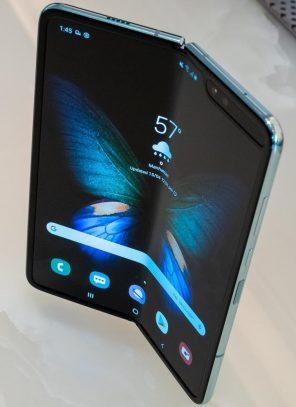 Վաճառվել է շուրջ 1միլիոն     Galaxy Fold. ներկայացնում է Samsung-ը