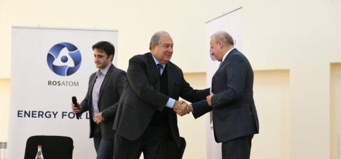 Պետք է լինենք ոչ թե սպառողի, այլ առաջարկողի դերում.Արմեն Սարգսյան