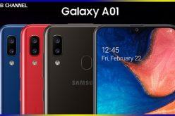 Samsung-ը ներկայացրել է ուլտրաբյուջետային Galaxy A01-ը