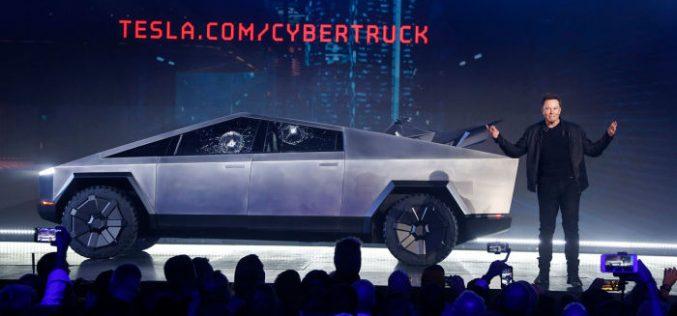 Tesla-ն թողարկել է մարզաշապիկ՝ Cybertruck-ի տարբերանշանով