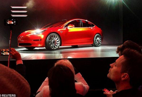 Չինաստանում   կմեկնարկի Tesla-ների  զանգվածային   վաճառքը