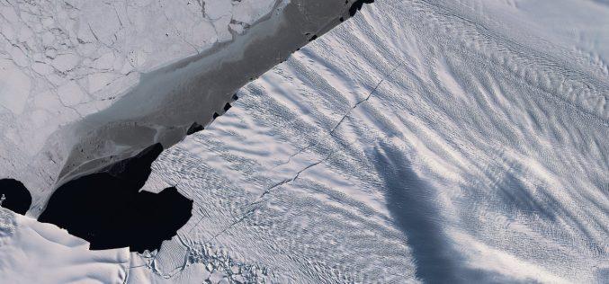 Անտարկտիդայի սառցե զանգվածը շարունակում է հալչել