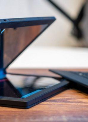 Lenovo-ն ներկայացրել է աշխարհի առաջին` ThinkPad X1 Fold ճկուն էկրանով նոութբուքը