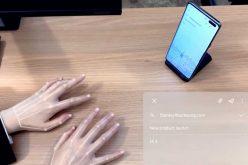 Samsung ընկերությունը մշակել է վիրտուալ ստեղնաշար. այն առաջինն է աշխարհում