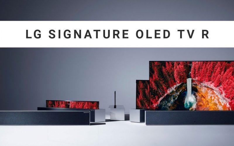 LG-ի նոր հեռուստացույցը կարժենա 60 000 դոլար