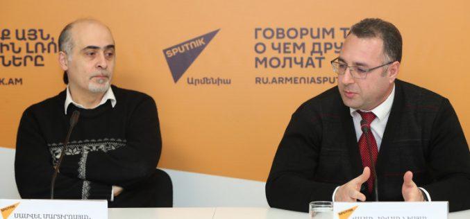 Ֆեյքերի դեմ պայքարել պետք չէ, պետք է դրանց պատճառների դեմ պայքարել․Սամվել Մարտիրոսյան