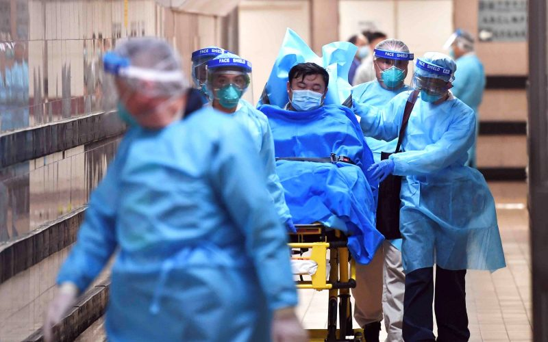 Չինաստանում անհայտ կորոնավիրուսով հիվանդների թիվը գերազանցել է 800-ը