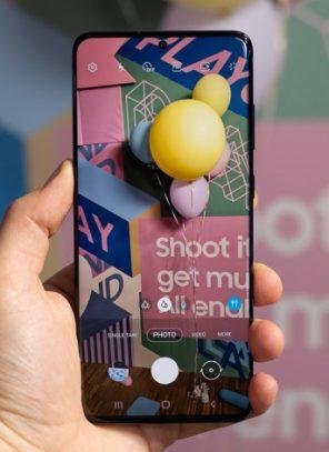 Samsung Galaxy S20 Ultra-ի էկրանը լավագույնն է ճանաչվել շուկայում