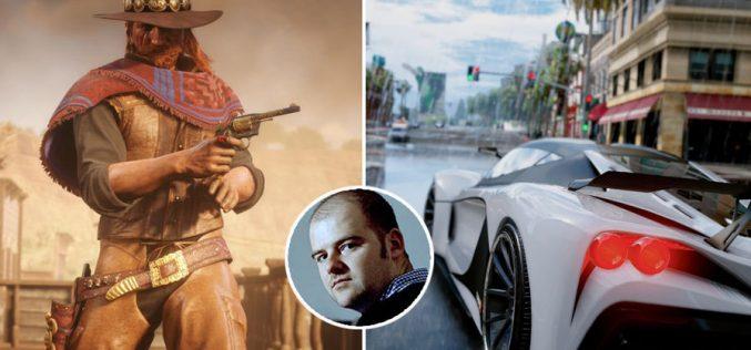 Rockstar Games-ի համահիմնադիր Դեն Հաուզերը հեռանում է ընկերությունից