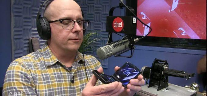 Motorola Razr-ի  ծալովի  մեխանիզմը  չի դիմացել փորձարկմանը