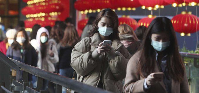 Չինաստանը պայքարում է կորոնավիրուսի դեմ բջջային հավելվածի միջոցով