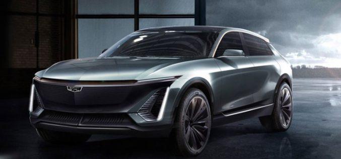 Cadillac-ն ապրիլին կթողարկի առաջին էլեկտրական մեքենան