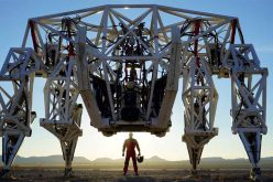 Կանադացի գյուտարարի չորս մետրանոց էկզոկմախքը գրանցվել Է Գինեսի ռեկորդների գրքում