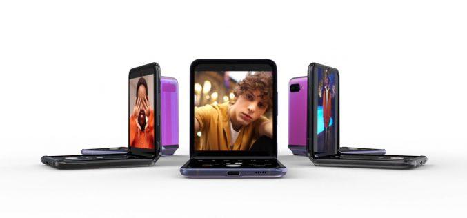 Samsung Galaxy Z Flip-ի  ապակին ճաքել է