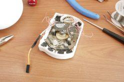 Ինժեներն իր սմարթֆոնը պատրաստել է սկավառակով եւ ալեհավաքով