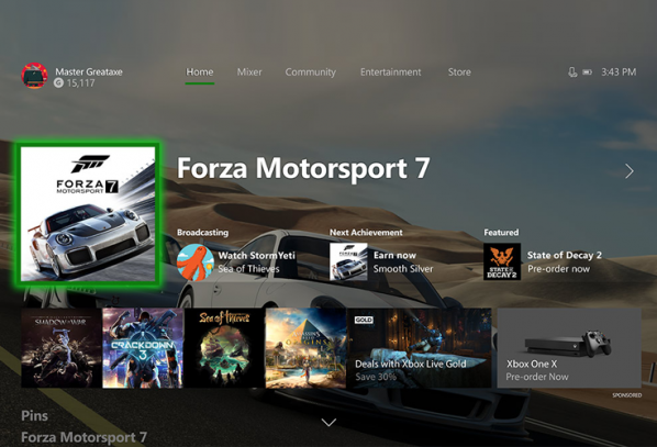 Xbox Live ծառայությունն աջատվել է շաբաթվա մեջ երկրորդ անգամ