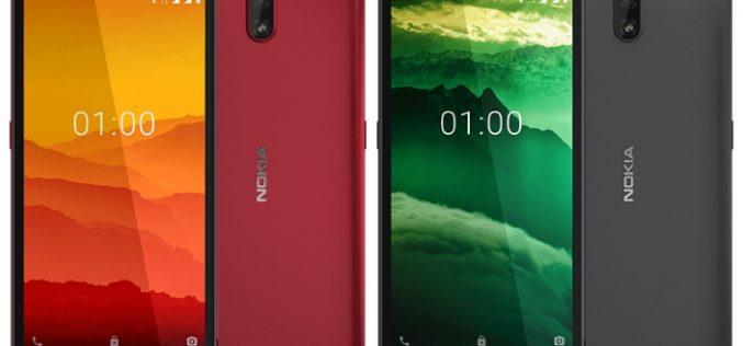 Nokia-ն կթողարկի Nokia C1 սմարթֆոնի 4G աջակցությամբ տարբերակը