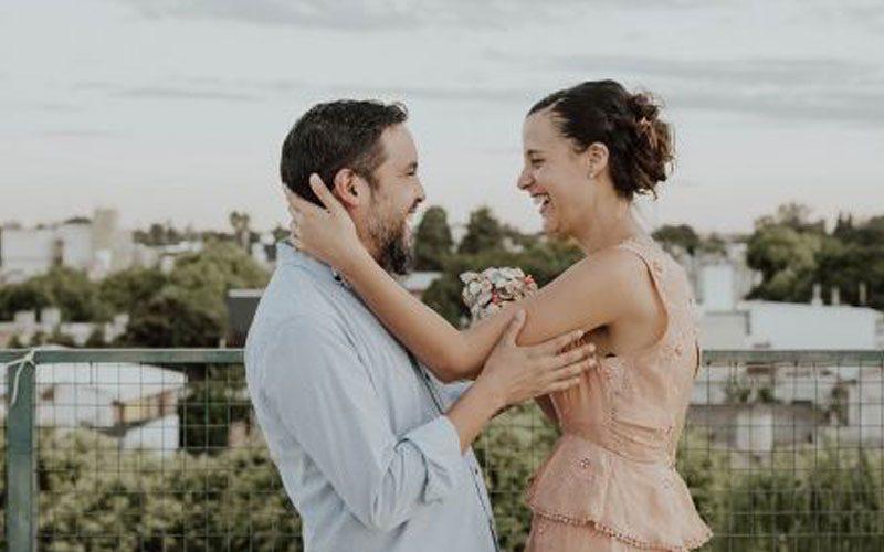 Սերը կորոնավիրուսի օրերին. հարսանիք տեսակապի միջոցով