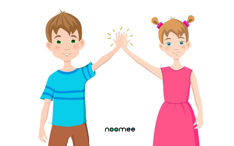 noomee. հավելված աուտիզմ ունեցող երեխաների համար