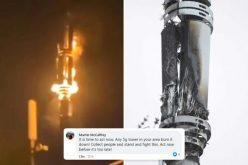 Բրիտանիայում մասսայաբար այրում են 5G աշտարակները