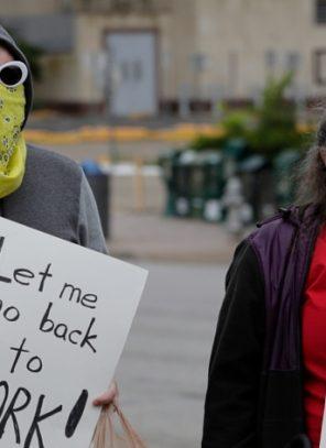 Facebook-ը  հեռացնում է կարանտինի դեմ բողոքի ակցիաների վերաբերյալ գրառումները