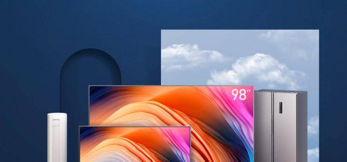 Մի քանի նկար Xiaomi և Redmi բրենդերի նորարարություններից